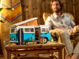 Así es la nueva Volkswagen T2 de LEGO que por supuesto debes comprar