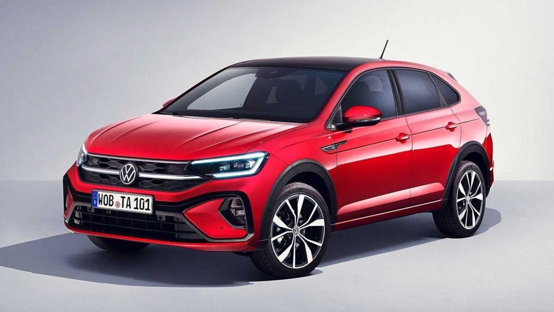 Así es el Volkswagen Taigo y estos son todos sus detalles