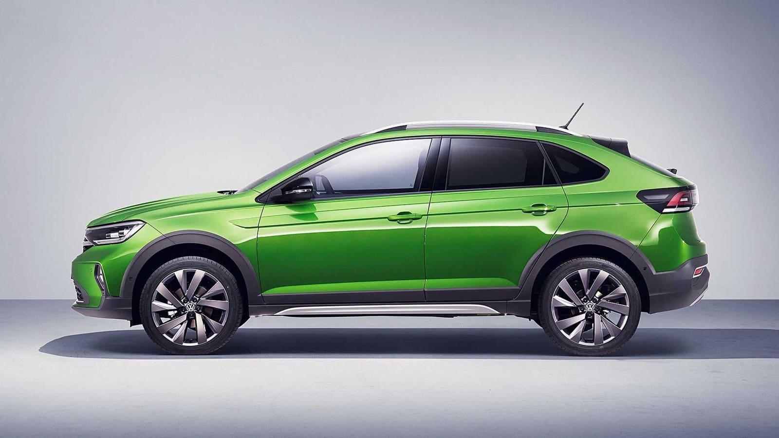 Volkswagen Taigo lateral