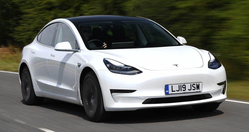 Reino Unido Tesla