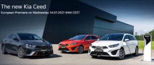 Mañana se presenta el Kia Ceed 2022: Aquí un adelanto