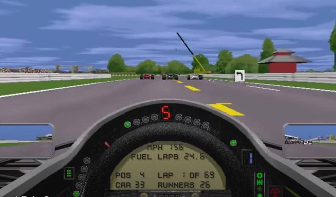 Alucina con la evolución de los videojuegos de Fórmula 1 de 1979 a 2021