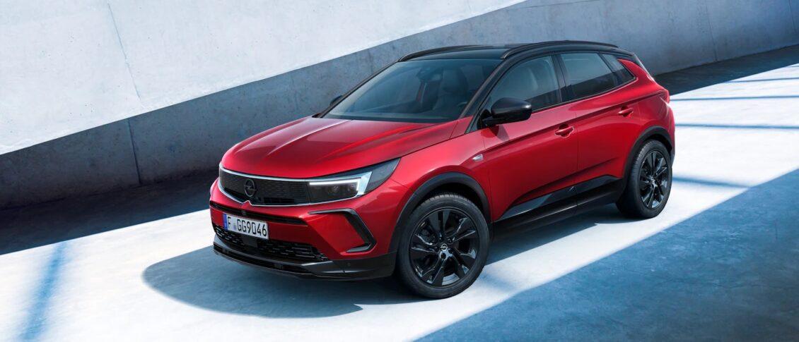 El nuevo Opel Grandland 2022, ya a la venta