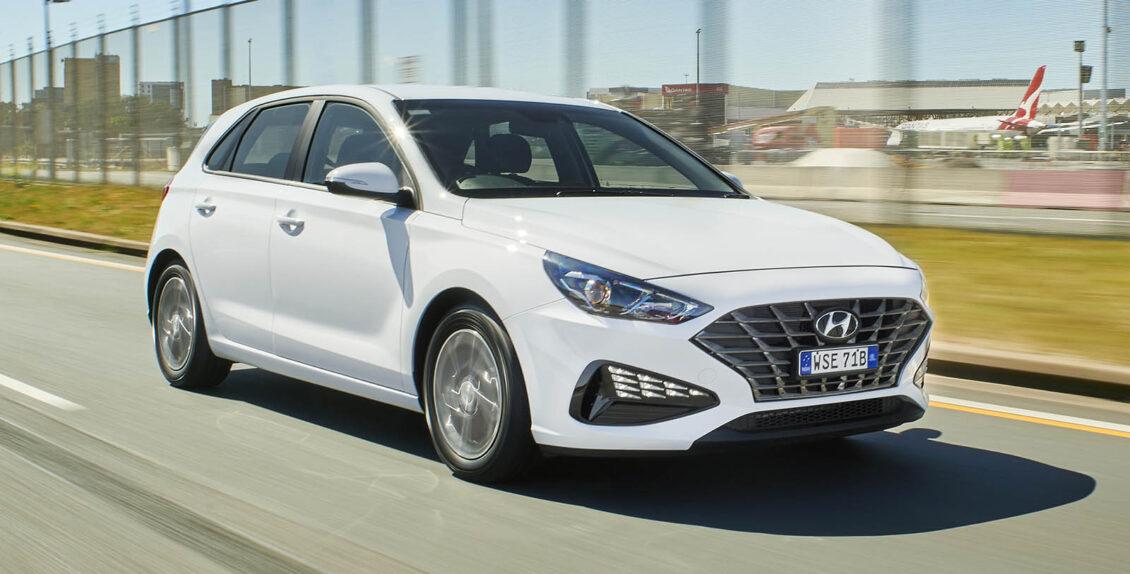 Sensacional oferta para el Hyundai i30, un compacto a precio de urbano