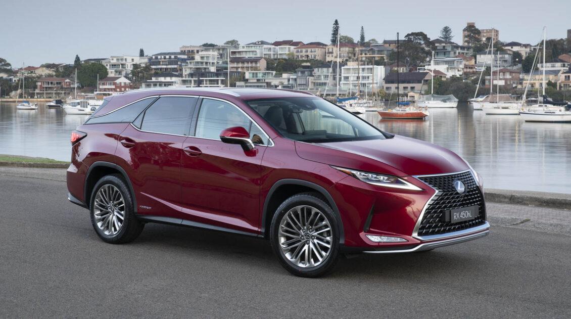 Ventas junio 2021, Australia: China sigue imparable; Honda y Lexus se estrellan