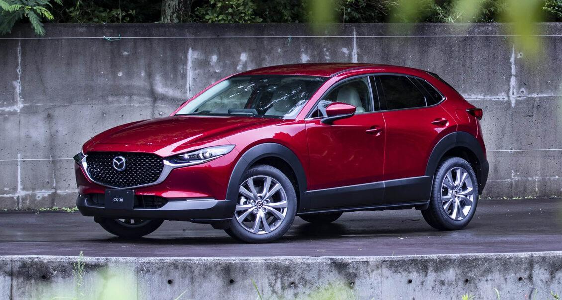 El Mazda CX-30 ya es líder en Colombia en el primer semestre de 2021