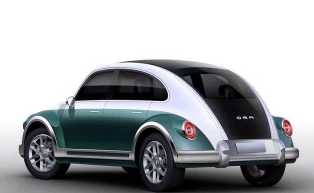 Great Wall Motor registra el Beetle eléctrico chino en Europa