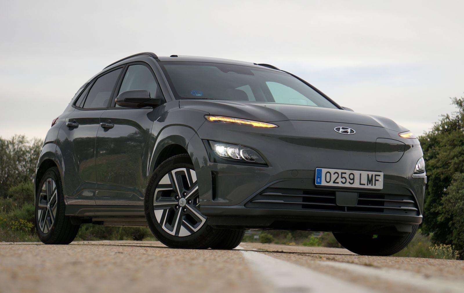 llamada a revisión Hyundai Kona