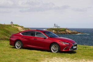 Prueba Lexus ES300h Luxury MY2021: Elegancia y calidad con consumos ridículos