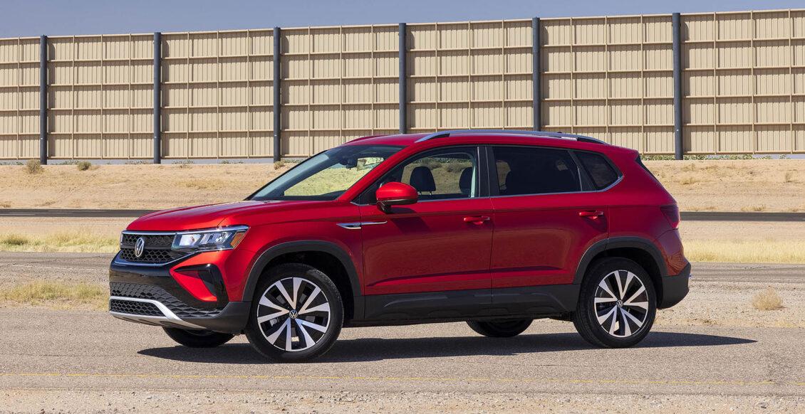 Nissan y Chevrolet dominan en México en este 2021: El VW Taos eclipsa al Tiguan