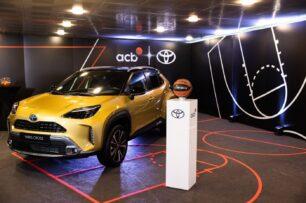 Toyota ya es el patrocinador oficial de la ACB; ¿alguna sorpresa?