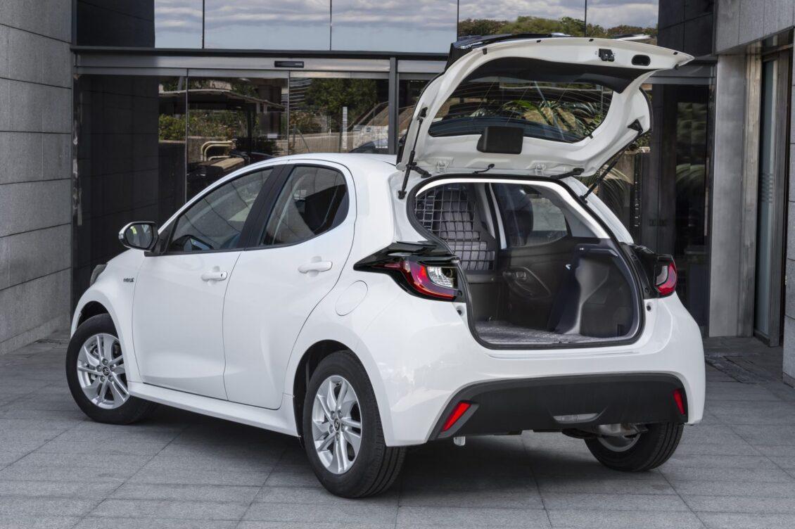 Nuevo Toyota Yaris Van: Llega la opción comercial