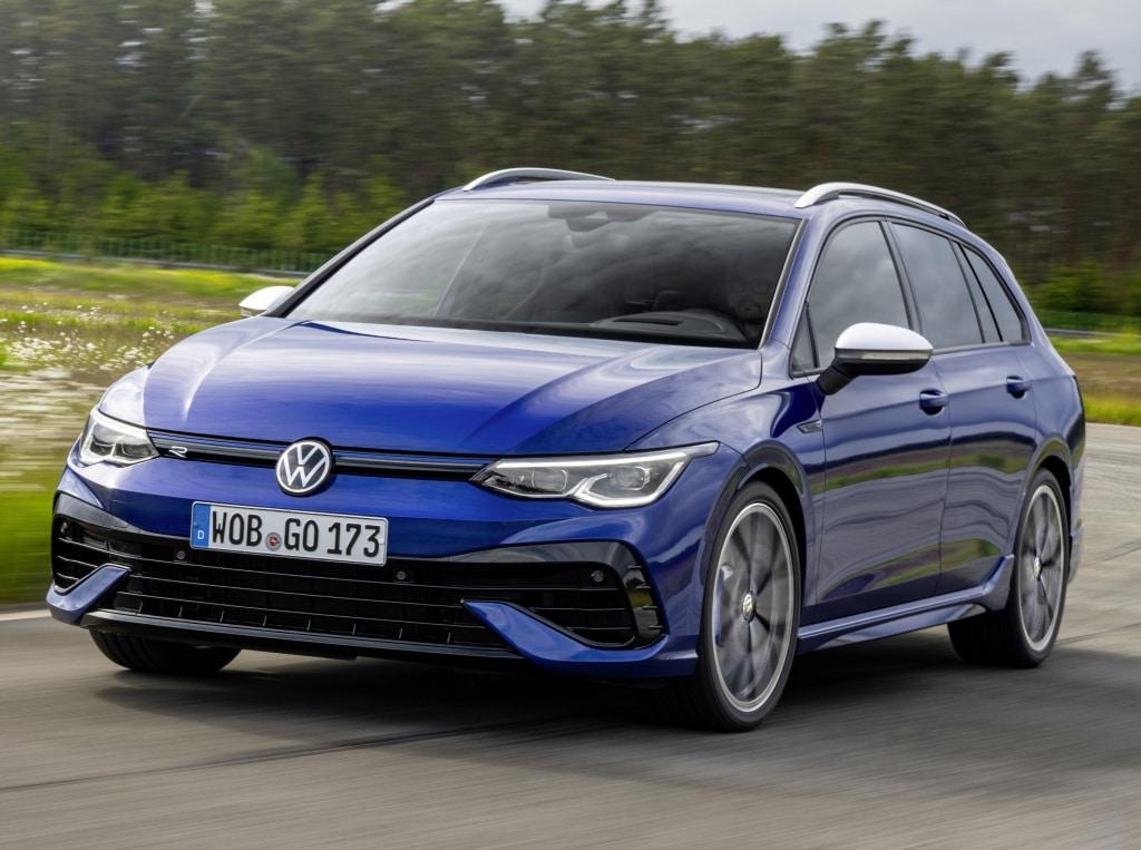 Llega el Volkswagen Golf «R» con carrocería familiar: Aquí el precio