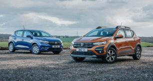 El Dacia Sandero lidera en Europa; el Volkswagen Golf sigue en caída libre