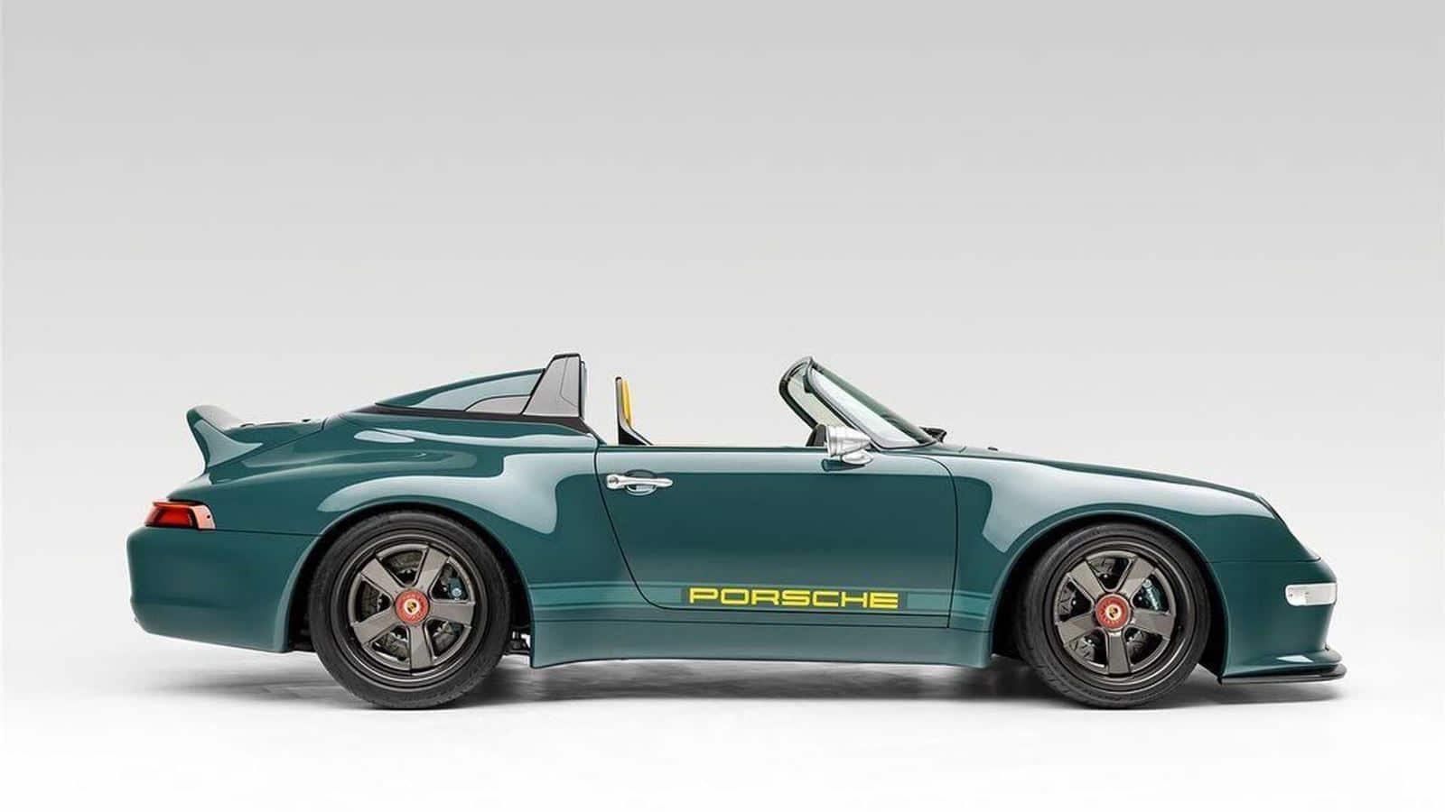 Porsche 911 lateral