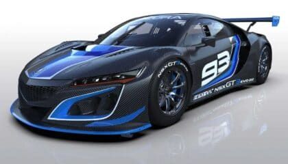 El Acura NSX GT3 Evo22 podrá homologarse hasta 2024