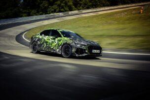 El nuevo Audi RS 3 Sedán ya es el rey de Nürburgring entre los compactos deportivos