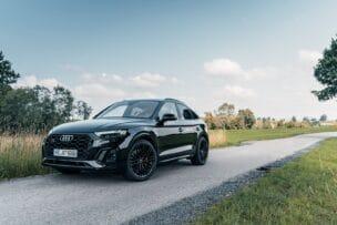 El Audi SQ5 será diésel y todo lo que quieras, pero ojo, que ahora tiene casi 400 CV y 760 Nm de par