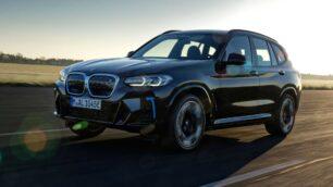 ¡Oficial! BMW iX3 2022: sutiles ajustes visuales y más tecnología interior