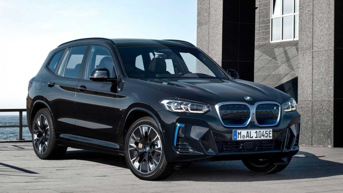 El renovado BMW iX3 ya tiene precios para España
