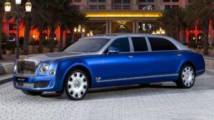 Los cinco Bentley Mulsanne Grand Limousine que nadie quiso y ahora puedes comprar
