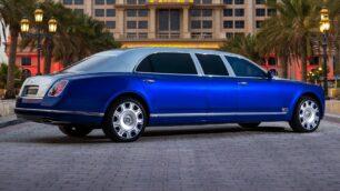 Bentley Mulsanne Grand Limousine de Mulliner