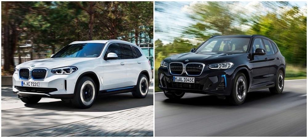 Comparación visual BMW iX3 2022: acertados cambios, pero… ¿Demasiado pronto?