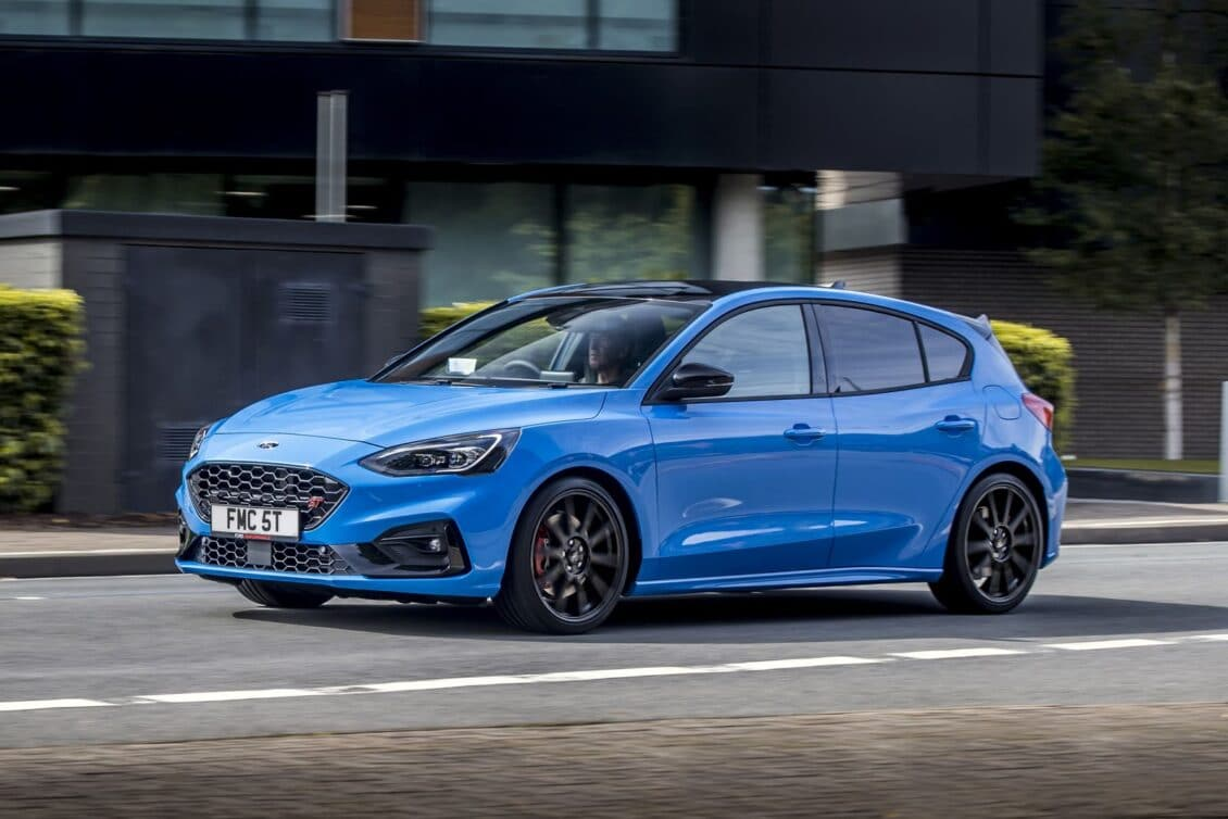Así es el Ford Focus ST Edition: ¿Qué ofrece un Focus por más de 41.000 euros?