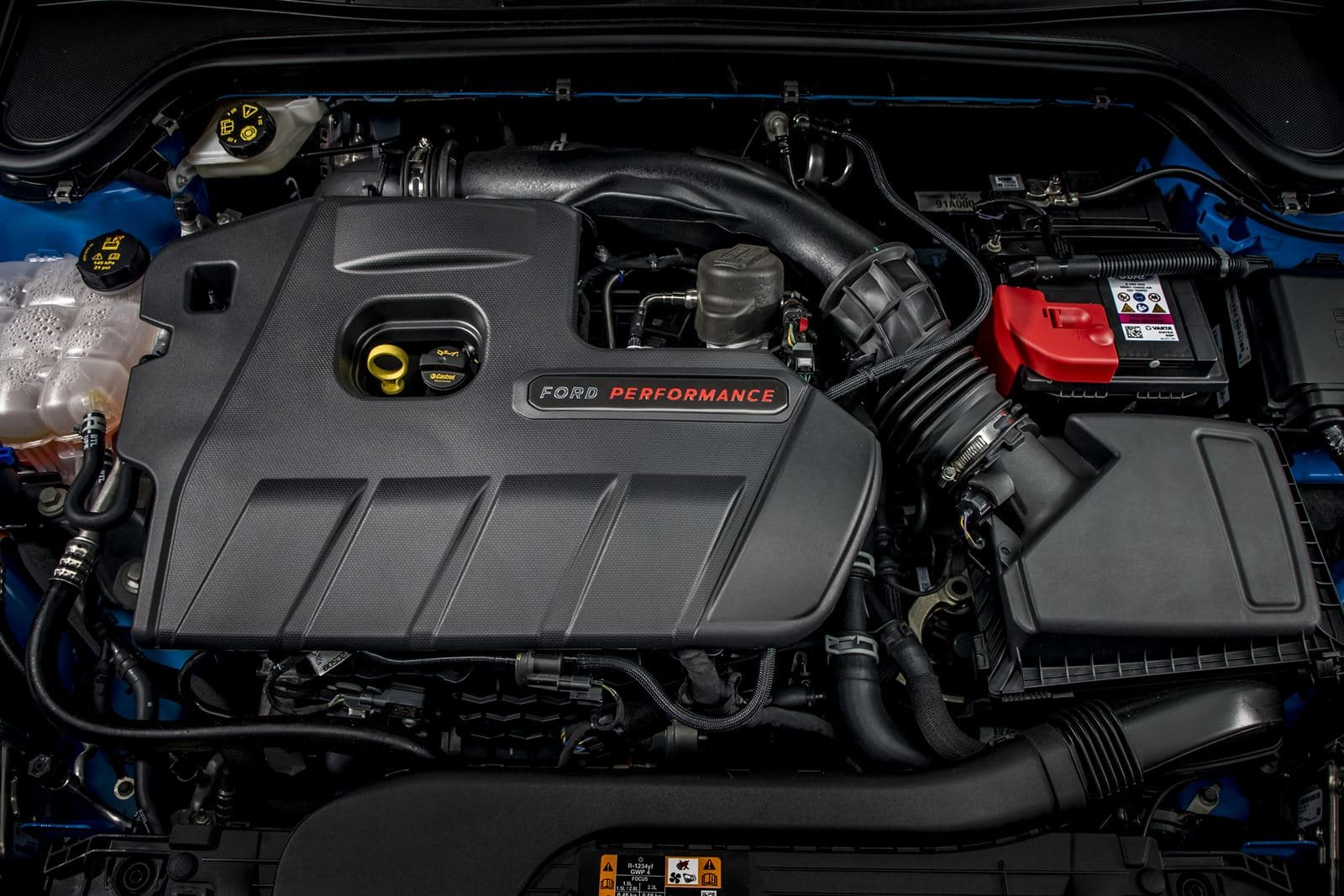 Motor Ford Performance