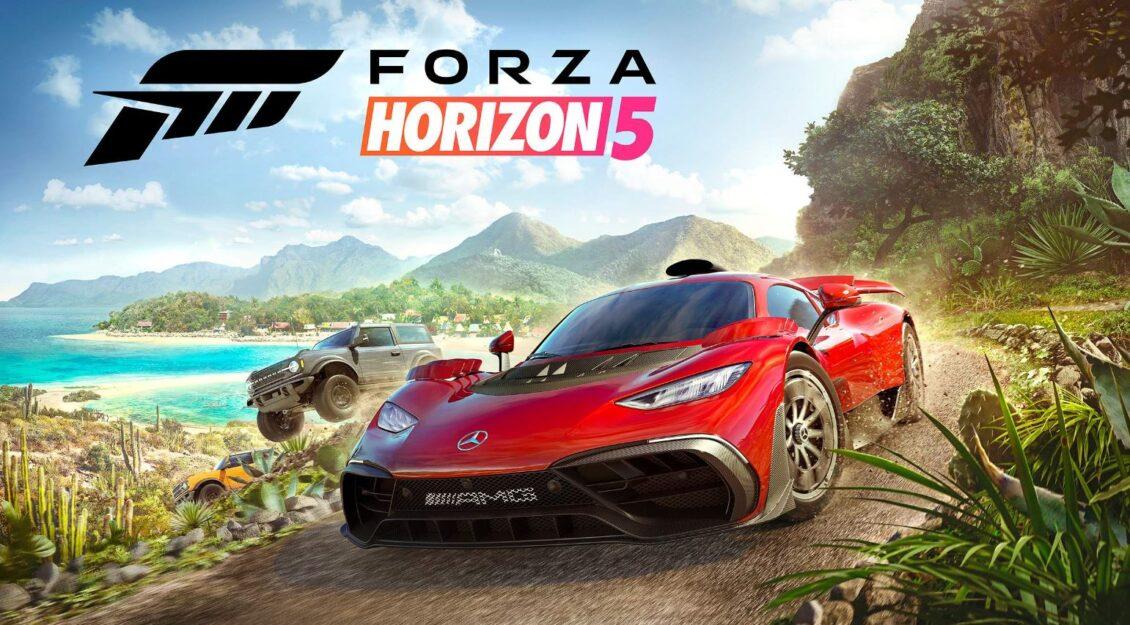 Aquí tienes el listado de coches que podrás conducir en Forza Horizon 5