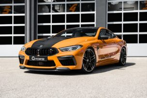 Con sus 900 CV, este BMW M8 Competition protagonizará más de uno de tus sueños...