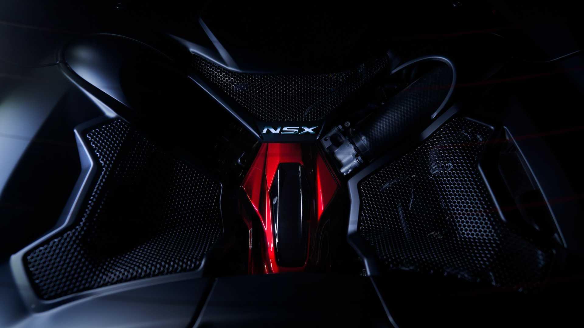El Honda NSX Type S podría superar la barrera de los 600 CV