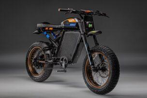 La Hot Wheels X Super73-RX cuesta 5.000 dólares