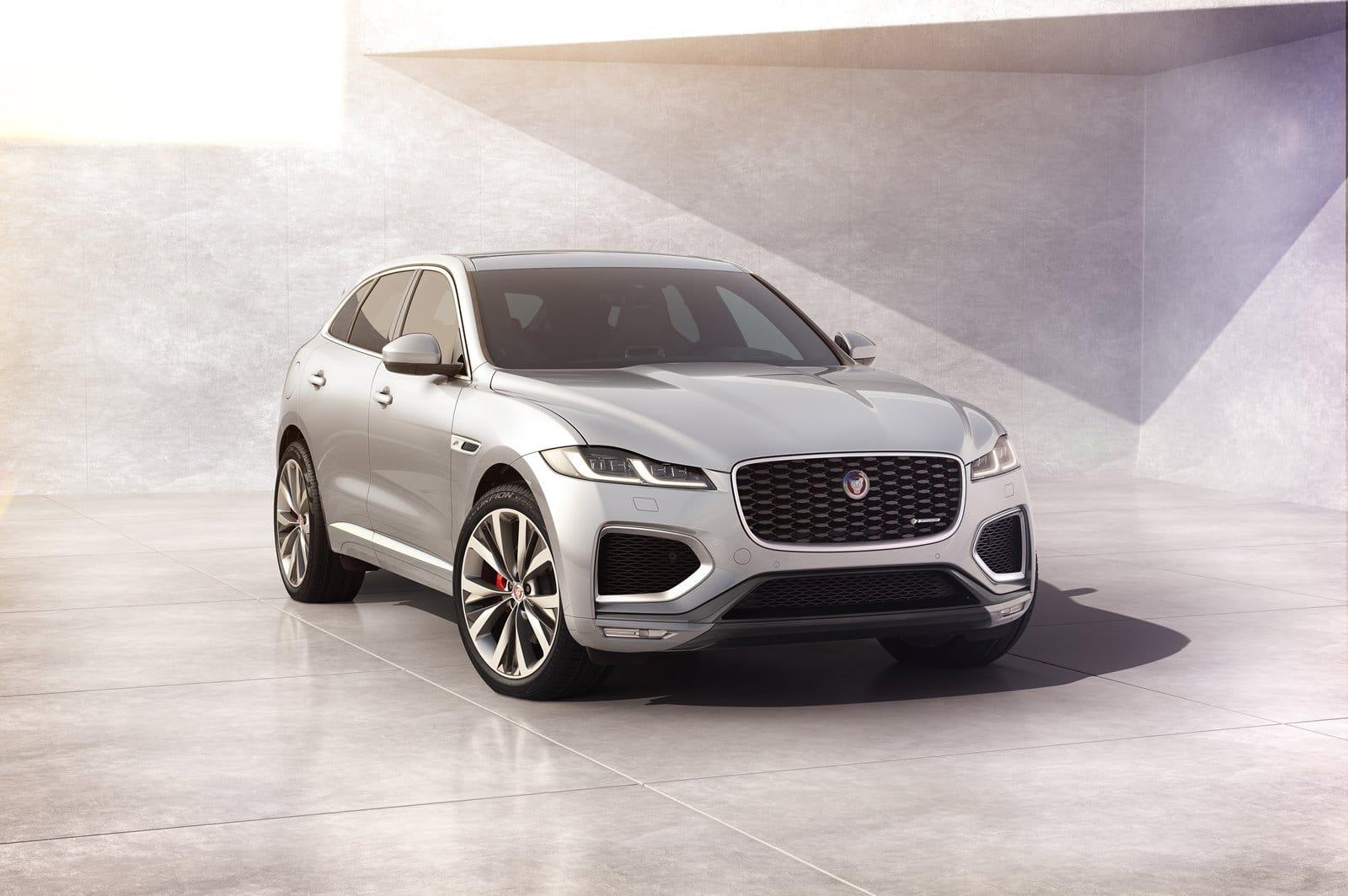 Llamadas a revisión Jaguar