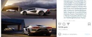 ¡Filtrado! El Lamborghini Countach LP 800-4 en todo su esplendor: ¿Qué os parece?