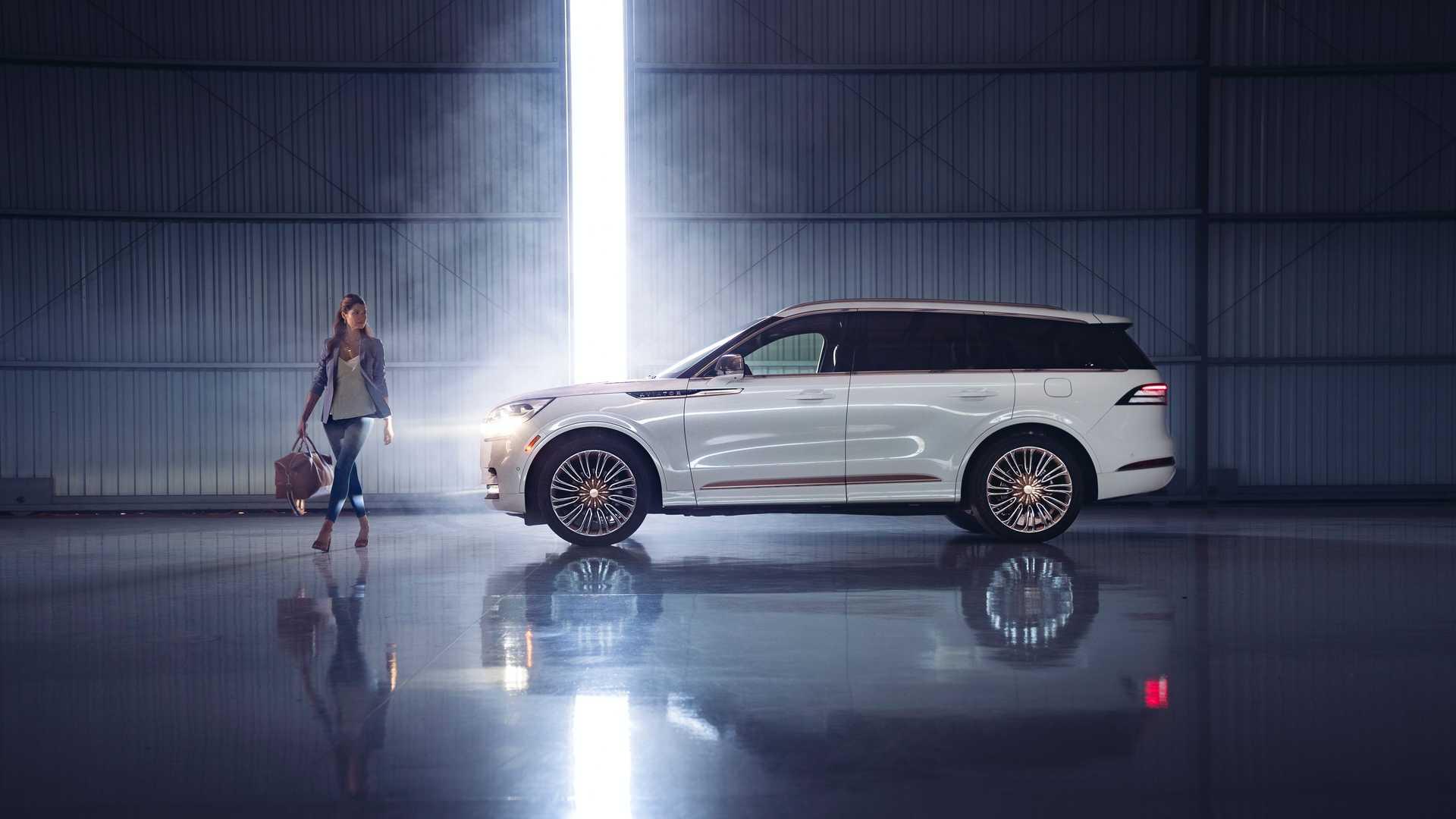 El Lincoln Aviator Shinola concept está plagado de lujo