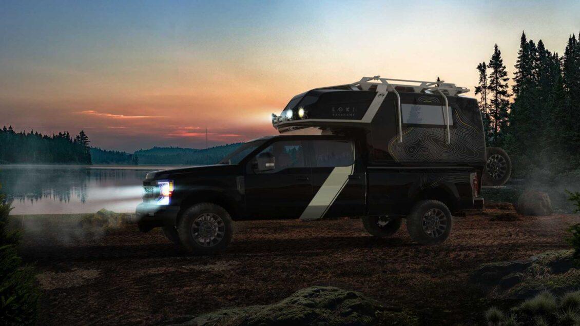 Loki Basecamp Icarus: ideal para irte de aventuras en tu pick-up camperizado