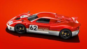 El Lotus Type 62-2 de Radford será una realidad en 2022