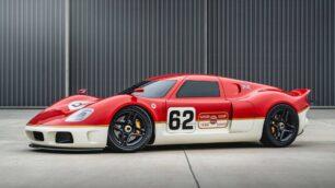 Este precioso Lotus Type 62-2 será una realidad en 2022 con hasta 600 CV