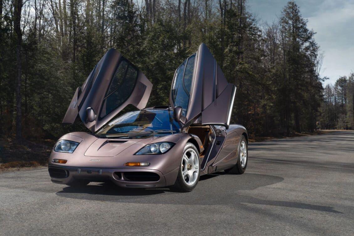 Alguien ha pagado 17.3 millones de euros por un McLaren F1 a estrenar y es una inversión muy rentable…
