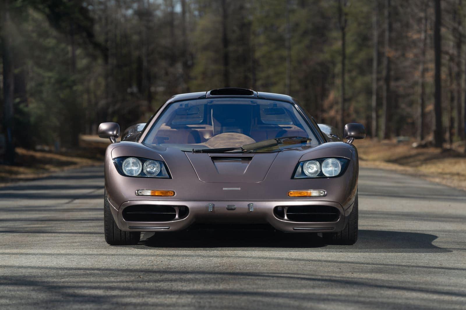 McLaren F1 frontal