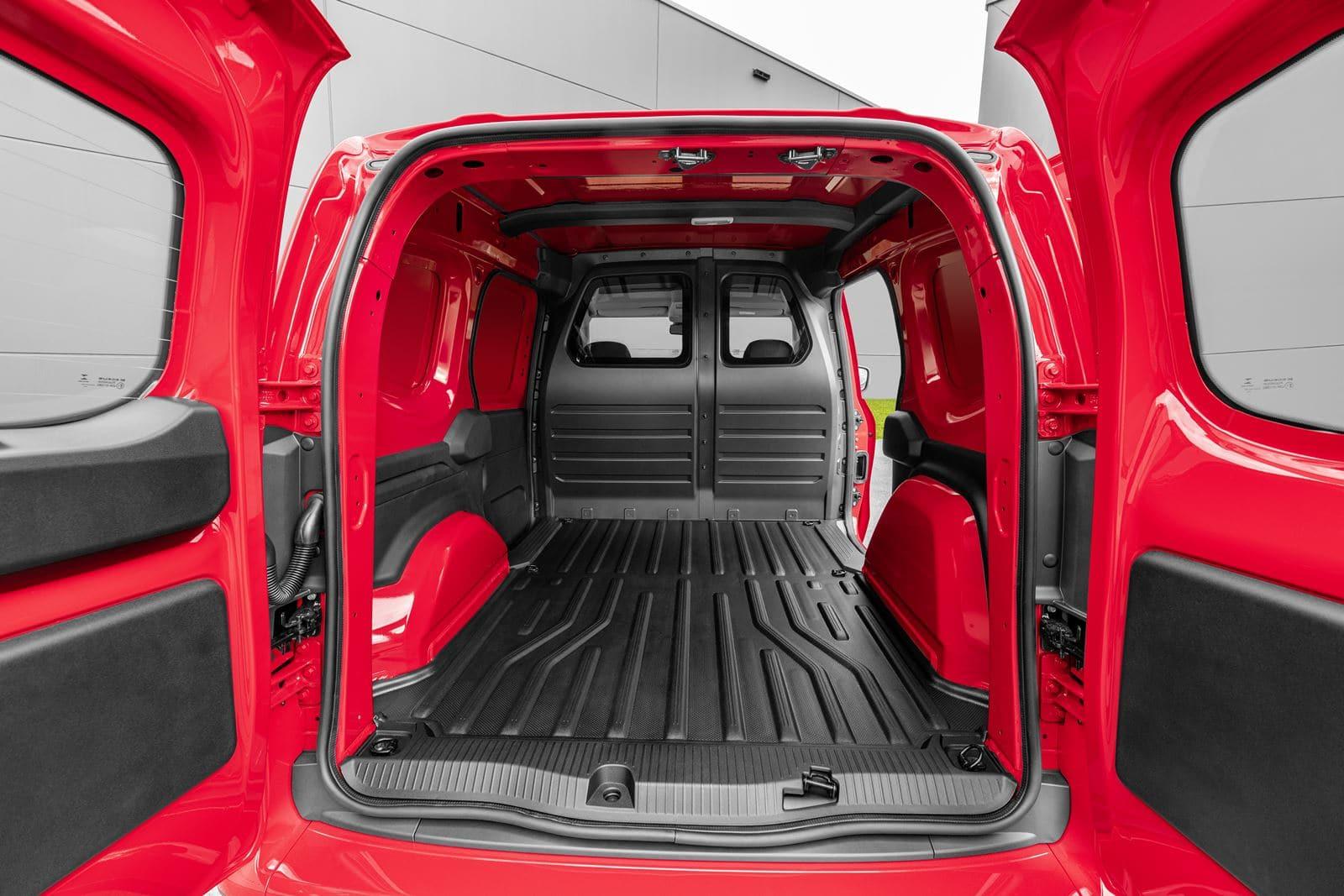 nueva Mercedes Citan carga
