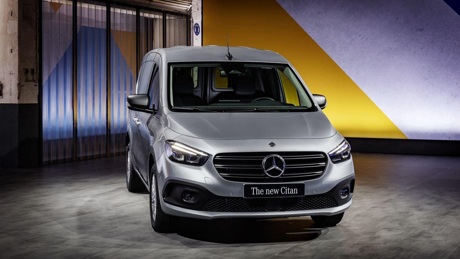 nueva Mercedes Citan