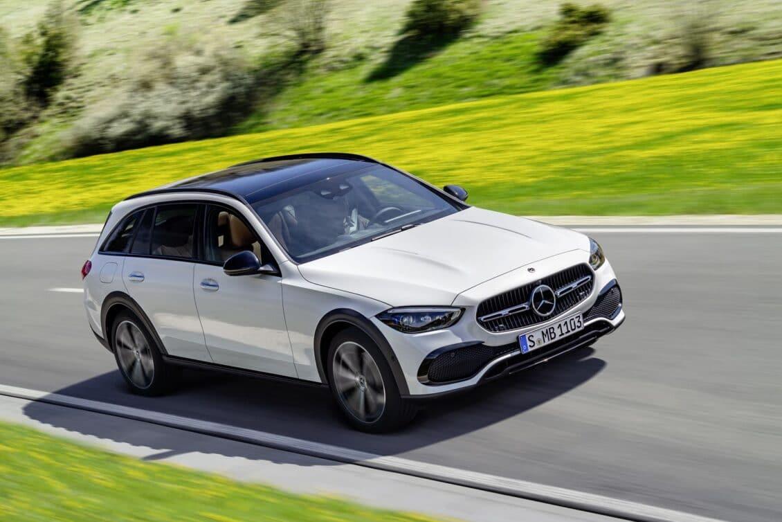 Mercedes presenta el Clase C All-Terrain y lo hace como una «alternativa útil al SUV»