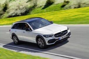 Mercedes presenta el Clase C All-Terrain y lo hace como una