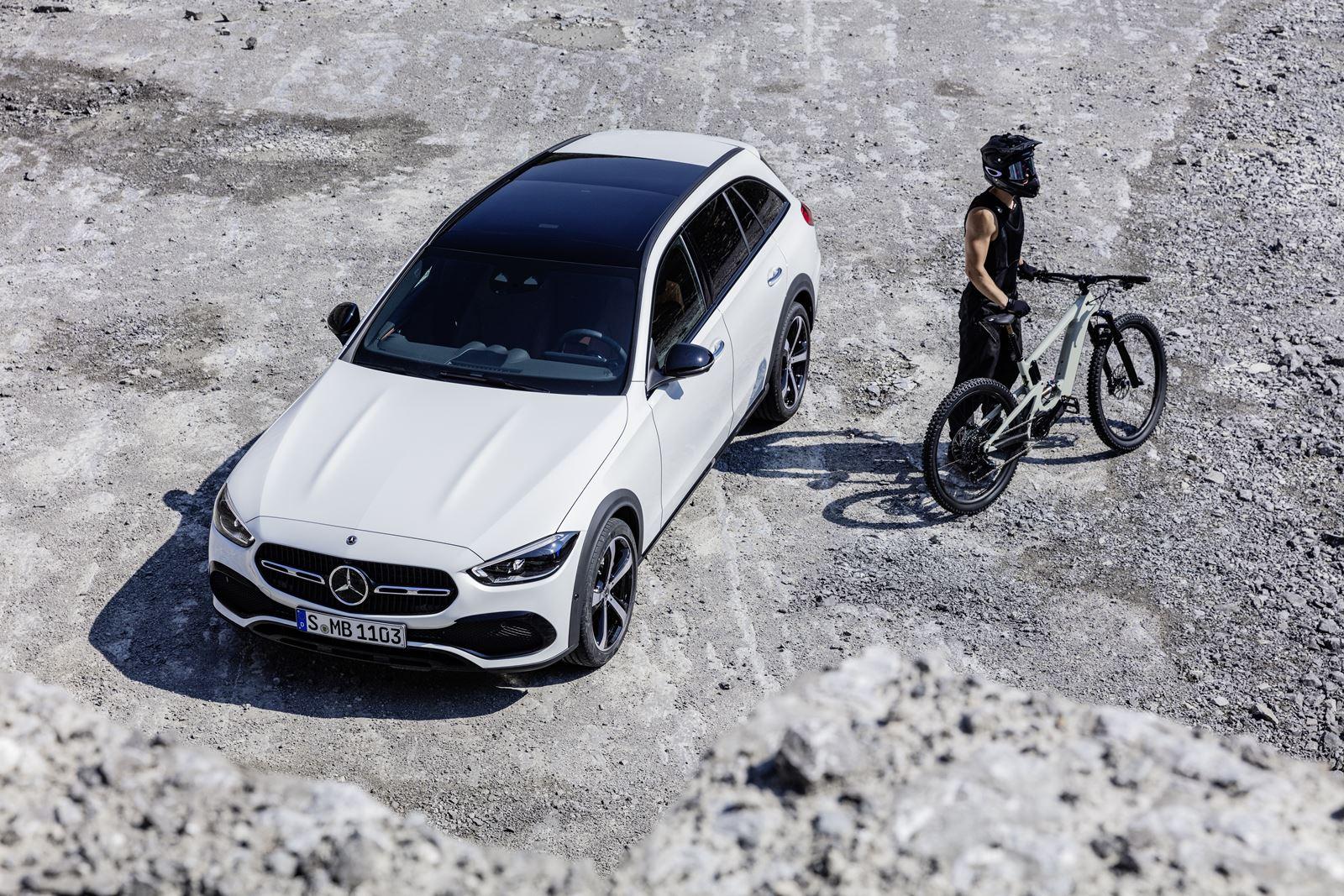 Mercedes Clase C All-Terrain