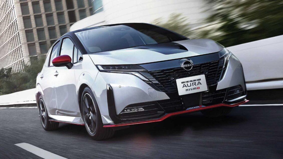 Nissan Note Aura NISMO, otra forma muy interesante de ver la electrificación