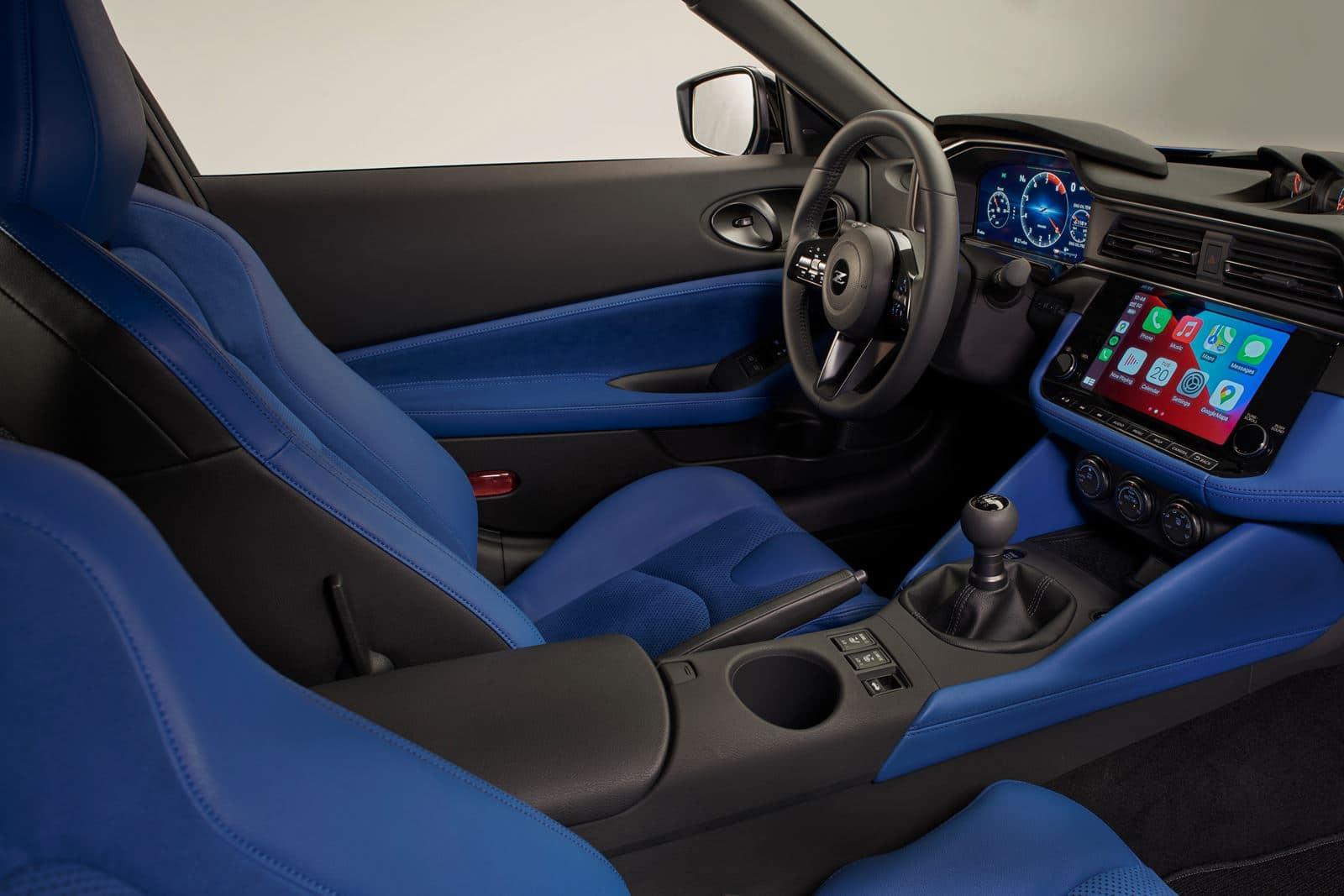 Interior Nissan Z