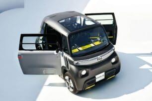 Esto es lo último de Opel, se llama Rocks-e y es un modelo rebautizado de origen Citroën