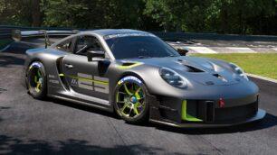 Porsche 911 GT2 RS Clubsport 25: 700 CV y un paquete aerodinámico que quita el hipo